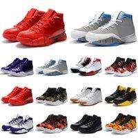 Dia de Mamba 1 Protro ZK1 Black Gold Red Thomas Gum Gum Basketball Sapatos para Homens One 1S Sports Trainers Sneakers