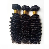 Unprocessed Brazilian virgin human hair Soft and smooth kinky curl hair extensions beauty Forever Indian Remy Human hair 3 4 5pc lot DHgate