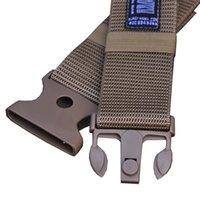 Correias ajustável militar cinto tático exército nylon resistente cintura de caça