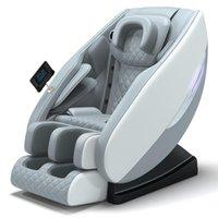 RH6655 الفاخرة كامل الجسم متعدد الوظائف جهاز كبار السن الكهربائية رخيصة غطاء كبير القدم التفاف ديلوكس صفرية تدليك كرسي