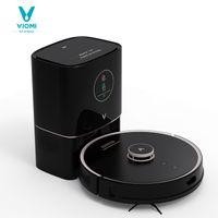 Aspirateur Viomi-Robot S9 avec 950W, collecteur de poussière automatique intelligent, affichage à LED, 2700Pa, pour tapis de sol de balayage et de lavage