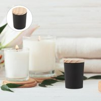 Candles 2PCS Scented Candle Container Empty DIY Bottle Simple Jar
