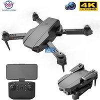 EMT MNI5 4K HD Dual Camera Drone، FPV Mini Beginner Uav Kid Toy، Track Flight، Gravity Intuction، Altitude Hold، التقاط الصورة بواسطة لفتة