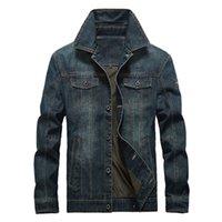 다운 재킷 다운 재킷 아래로 자켓 워터 겨울 남성용 캐주얼 가을 겨울 긴 소매 후드 지퍼 야외 새로운 패션 버튼 데님 자켓 남성용