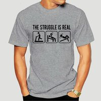 Men's T-Shirts The fight is the real impression of male casual retro-vintage tshirt men t hip hop streetwear hombre cotton summer RX14
