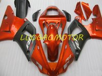 Injection Bodywork Fairings kit for YAMAHA YZF1000R1 YZF R1 2000 2001 fairing kits Cowling YZF-R1 00 01 Hogh Quality ABS Motorcycle Custom Gift Orange Black