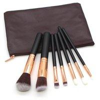 7 10 15Pcs Cosmetic Makeup Brushes Set Powder Foundation Eyeshadow Eyeliner Lip Brush Tool Make Up beauty tools