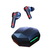 Headphones & Earphones Gaming Earbuds 60ms Low Latency TWS Bluetooth Earphone With Mic Bass Audio Sound Positioning Wireless