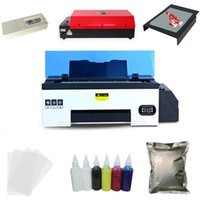 Printers Vilaxh A3 DTF Printer For Tshirt Clothes Leather Hoodies Jacket Heat Transfer PET Film T Shirt Printing Machine