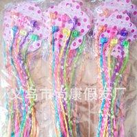 Fabrik Yiwu Shangkang Braid Mode Weibliche Mini Clip Perücke