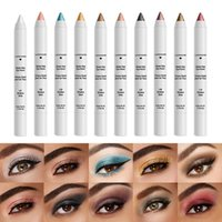 Eye Shadow Colored Pencil Long-lasting Non-staining Curler Sharpenable Makeup Long Lasting Waterproof High Quality Cosmetic