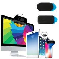 울트라 얇은 웹캠 커버 노트북 보안 커버 플라스틱 카메라 웹 캠 커버 노트북 휴대 전화 개인 정보 보호 커버