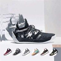 Harden Vol 2 Chaussures de basket Boutique en ligne, Nouveau cuir tubulédé, baskets de formation de sports de mode