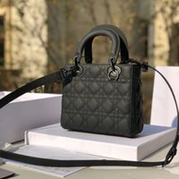 يجب أن تكون الكلاسيكية الفاخرة أربع حقائب نسائية أنيقة، أزياء حقائب ماس واحدة في الكتف Nubuck Leather Messenger حقيبة