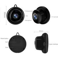 New Wireless Mini IP Camera 1080P HD IR CCTV Infrared Night Vision Micro Home Security surveillance WiFi Baby Monitor