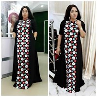 African Dresses For Women Dashiki Summer Plus Size Dress Ladies Traditional Clothing Fairy Dreams Ethnic