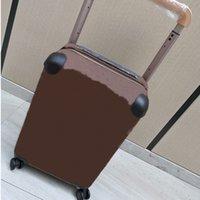 Zwart Bruin Koffers Reizen Bagage Mannen Womens Horizon 55 Cloud Star Suitcase Topkwaliteit Trunk Tas Spinner Universal Wheel Duffel Rolling Lugages