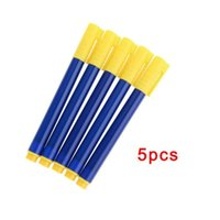 Gelstifte 5 Stück / Set Wasserbasis Fälschungsstift Geld Bill Marker Bank Tester Note Detector B5T4