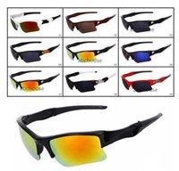 جديد النظارات الشمسية الرجال أزياء الرجال دراجة نظارات الشمس نظارات رياضية القيادة النظارات الشمسية الدراجات 9 ألوان نوعية جيدة