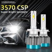 H7 H4 H1 Led Headlight Canbus H11 H8 9005 HB3 Fog Light 9006 HB4 3570 CSP Chip 100W 24000LM 6000k 12v Car Light Bulbs Auto Lamp