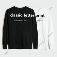 Winter Europe LONDON ENGLAND Designer Luxury for Mens letter print hoodies fashion Sweatshirt Womens Casual pullover letter print jumper