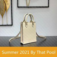 M80449 Petit SAC بلات الكتف عبر الجسم حقيبة 2021 الصيف بواسطة بركة إمرأة الذكي الحقيبة مسطحة empreinte جلد محفظة حمل حقيبة يد مصغرة pochette accessoires cles