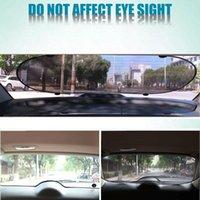 Car 1* Rear Window Sun Shade+4* Suction Cups Cover Visor 39.4*19.7 Inch Back Sunshade