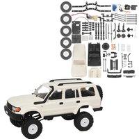 WPL CB05S-1 LC80 1/16 4WD التحكم عن بعد rc سيارة قبالة الطريق عدة مركبات اللعب نماذج دون البطارية والارسال