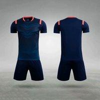 DIY Benutzerdefinierte Trikots Fußball Männer Kind Fußballtraining Set Kind Team Jersey Shorts Kleidung, Futebol Uniform Trainingsanzüge