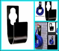 Wholesale New Hot Selling Garden Hose Solid Steel Wall Mounted Holder Watering Equipments Garden Supplies dff8069