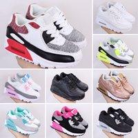 Çocuk Atletik Ayakkabıları Presto II Çocuklar Koşu Ayakkabı Siyah Beyaz Bebek Bebek Sneaker Çocuk Spor Kız Erkek Gençlik Eğitmen
