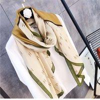Coreano H letra color coincidencia de algodón cáñamo bufanda moda pequeño mantón fresco otoño e invierno cuello caliente