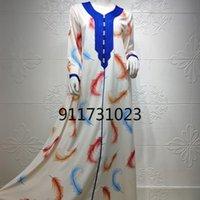 Ethnic Clothing Ramadan Robe Djelaba Femme Marocaine Kaftan Caftan Marocain Abaya Dubai Wrap Muslim Fashion Hijab Dress Turkey Abayas For Wo