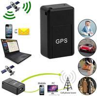 GF-07 Mini GPS Tracker Ultra Mini GPS Lungo Standby Magnetic SOS dispositivo di tracciamento, GSM SIM GPS Tracker per veicolo / auto / persona Locatore localizzatore localizzatore