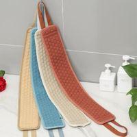 Body Scrub Wash Sponges Brush For Exfoliating Accessories Washcloth Baths Belt Brushes Shower
