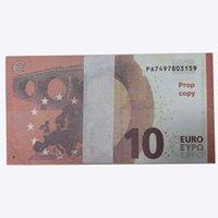 Высококачественные принадлежности для вечеринок Оптом ночной клуб бар атмосфера опоры денег из искусственной заготовки 10 20 50 100 евро поддельные игрушки фильма играют игрушки