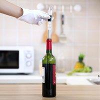 Vente à chaud Chiller de vin 304 Acier inoxydable Vigne rouge Popsicle Sticks Beige Cooler Utile Summer Bar Outils avec emballage de détail DHD6092