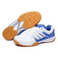 Tennis shoes Professional men's and women's volleyball ultra light training with shock absorption breathable stability 0903