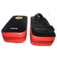 Sac de poinçonnage Boxing Pads Bouclier Karaté Tkd Foot Foot Focus Focus Sand Entraînement Fitness Tool Pu en cuir PU