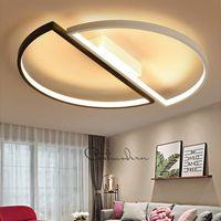 Ceiling Lights Modern Led Light Bedside Aluminum Cafe El AC85-265V Home Decoration Kitchen Fixtures