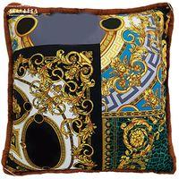 Смелов мода старинные флисовые наволочки европейская подушка крышка крышка шерстяные броска роскошные классические наволочки 45x45см