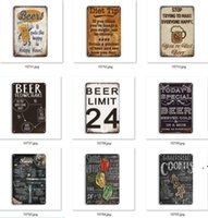 Metal Painting Beer Poster Corona Extra Tin Signs Retro Wall Stickers Decoration Art Plaque Vintage Home Decor Bar Cafe by sea EWB10724
