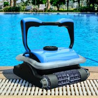 Swimming Pool Automotive Cleaning Equipment Type HJ2042 Robot Cleaner 20M 30M 40M Cable Mini Home Use & Accessories