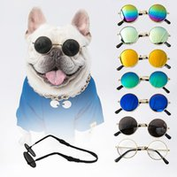 Dog Apparel For Dogs Cats Pet Accessories Glasses Sunglasses Harness Accessory Puppy Products Decorations Lenses Gadgets Goods Animals
