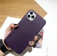 fashion phone cases for Iphone 12 pro max mini 7 8 plus X XR XSMAX SE cover PU leather shell 11