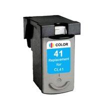 Canon CL41XL PIXMA IP1600 IP1200 IP1900 MP140 MP150 MX300 MX310 MP160 프린터 카트리지 용 1PCS CL41 호환 잉크 카트리지