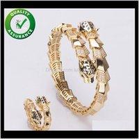 Bracelet de luxe pour hommes Bagues HIP Bijoux Hip Hop Bijoux Glaced Out Bracelets Bague Diamant Bangle HiPhop Bling Charm pour l'amour de mariage S6Y9O ZKEU1