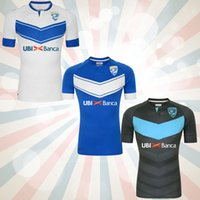 2020 2021 Brescia Calcio Soccer Jerseys Magnani Tonali Donnarumla Aye Maglietta Morosini Balotelli Custom 20 21 Shirt de football