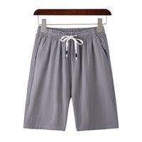 Шорты мужские доски 100% хлопок мода стиль мужчина грузовые удобные Бермудские пляжные повседневные сундуки мужские туалеты 5XL