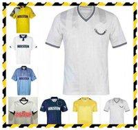 1991 1993 Tottenham Gascoigne Retro Jersey 1992 1994 2009 2009 2009 Mabbutt Ruddock Sheringham Lineker Klinsmann Barmby Vintage